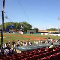 Photo taken at Fifth Third Bank Ballpark by Steve Z. on 5/14/2013