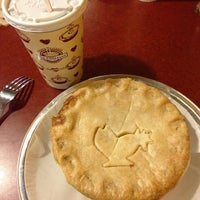 Photo taken at Grand Traverse Pie Company by Katie G. on 12/28/2012