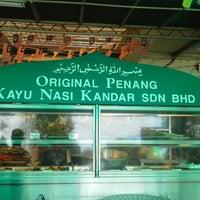 Photo taken at Original Penang Kayu Nasi Kandar by Ahmad Junaidi H. on 9/22/2012