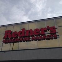 Photo taken at Redner's Warehouse Market by Randy C. on 12/24/2013