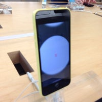 Photo taken at Apple Towson Town Center by Randy C. on 9/30/2013