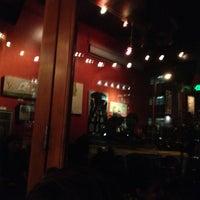 Photo taken at Revolution Cafe by Irakli G. on 3/2/2013