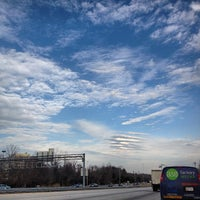 Photo taken at I-66 - Arlington / Fairfax County by Annesley W. on 12/28/2012