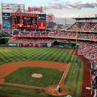 Photo taken at Nationals Park by John W. on 7/24/2013