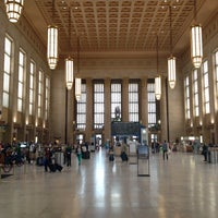 Photo taken at 30th Street Station (ZFV) by Jared H. on 6/15/2013