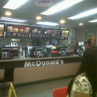 Photo taken at McDonald's by Delvin G. on 10/20/2012