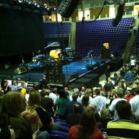 Photo taken at McLeod Center by Cassi U. on 10/22/2012