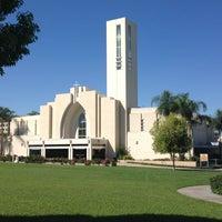Photo taken at Loma Linda University School of Dentistry by Nicole W. on 9/17/2013
