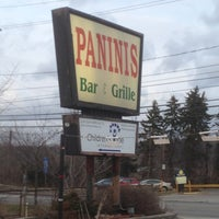 Photo taken at Panini's Bar and Grill by Doc H. on 3/13/2013