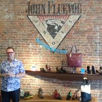 Photo taken at John Fluevog Shoes by Rose L. on 7/24/2013