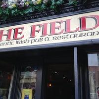 Photo taken at The Field Irish Pub & Restaurant by Lena C. on 10/21/2012