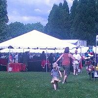 Photo taken at Overlook Park by John F. on 6/27/2013