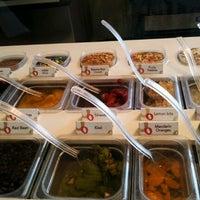 Photo taken at Red Mango by Karissa N. on 11/25/2012