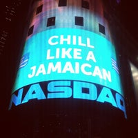 Photo taken at Nasdaq Marketsite by Naochib on 1/18/2013