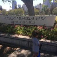 Photo taken at Roxbury Memorial Park by Mark W. on 6/16/2016