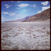 Photo taken at Death Valley National Park by Annelies M. on 7/29/2013