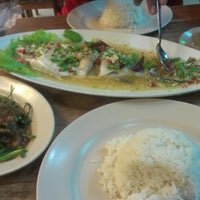 Photo taken at Alissara Thai Cuisine by Airul A. on 12/30/2012