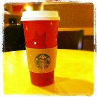 Photo taken at Starbucks by Salman A. on 11/9/2012