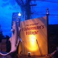 Photo taken at Fisherman's Village Walking Street by Nan S. on 5/17/2013
