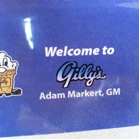 Photo taken at Gilly's Frozen Custard by Chris W. on 5/13/2013