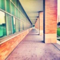 Photo taken at Emerging Technologies Building (ETB) by Fernando G. on 10/2/2013