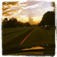 Photo taken at I-195 by Jesse L. on 10/19/2012