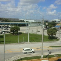 Photo taken at Holiday Inn Miami-International Airport by Crystalline E. on 6/9/2013