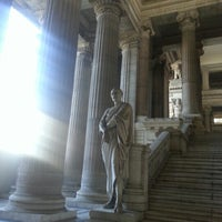 Photo taken at Justitiepaleis / Palais de Justice by Chris L. on 9/22/2012