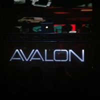 Photo taken at Avalon Hollywood by Nicholas H. on 12/1/2012