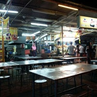 Photo taken at Padang Brown Food Court by Sadesh K. on 10/15/2012