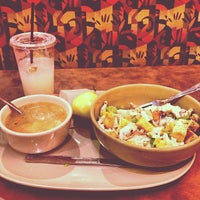 Photo taken at Panera Bread by Kristina D. on 12/15/2012