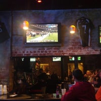 Photo taken at Extreme Sports Bar & Grill by Matthew P. on 11/6/2012