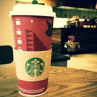 Photo taken at Starbucks by Chad S. on 12/8/2012