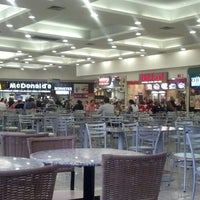 Photo taken at Shopping Jardim das Américas by Robson N. on 10/31/2013