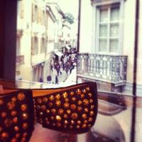 Photo taken at Zara by Luca Giantin on 4/6/2013