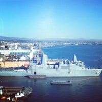 Photo taken at Continental Maritime Of San Diego by Aristoteles R. on 3/7/2013