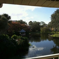 Photo taken at Sheraton Vistana Resort Villas, Lake Buena Vista/Orlando by Huda A. on 10/24/2012