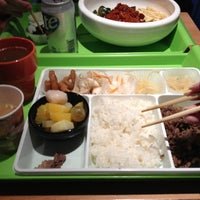 Photo taken at Ace Gourmet Bento by Anya on 12/4/2012