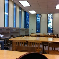 Photo taken at Charles E. Young Research Library by Elizabeth F. on 4/17/2013