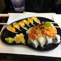 Photo taken at Nizi Sushi by Jason S. on 10/25/2012