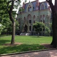 Photo taken at University of Pennsylvania by Andy H. on 6/9/2013