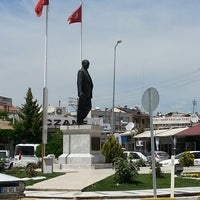 Photo taken at Korkuteli by Ahu Çisem E. on 4/30/2013