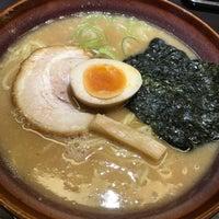 Photo taken at 光麺 恵比寿店 by Torao T. on 5/18/2016