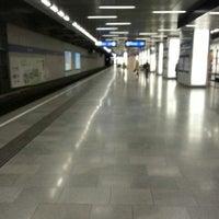 Das Foto wurde bei Bahnhof Wien Mitte von Midori n. am 9/30/2013 aufgenommen