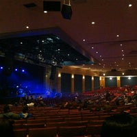 Photo taken at Kiva Auditorium by Erik E. on 11/15/2012