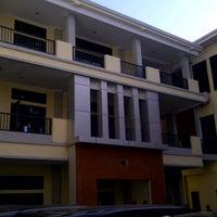 Photo taken at Sekolah Tinggi Ilmu Administrasi - Lembaga Administrasi Negara (STIA LAN) by Dedhy A. on 3/1/2013