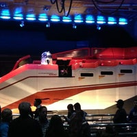 Photo taken at Star Tours - The Adventures Continue by Erin W. on 1/17/2013