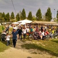 Photo taken at Agrigelateria Manzati by Valeriano B. on 4/13/2014