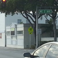 Photo taken at Atlantic Blvd & SE 18th Ave by Michael H. on 1/22/2013