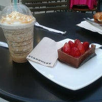 Photo taken at Starbucks Coffee by Kelly R. on 11/28/2012